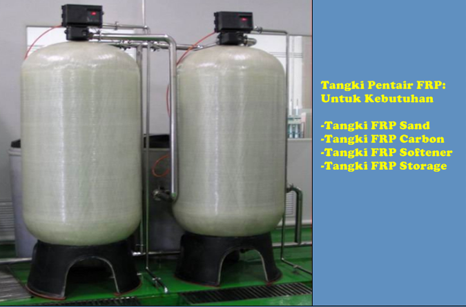 tangki-pentair-frp-sand-carbon-filter