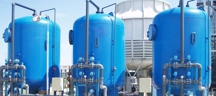 tangki carbon filter