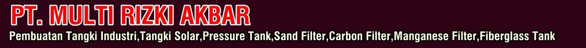 JUAL TANGKI SOLAR | TANGKI PRESSURE | TANGKI SAND FILTER & CARBON FILTER